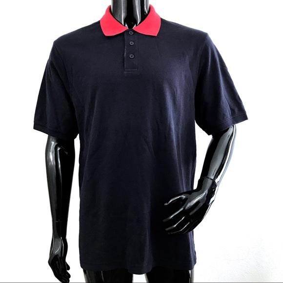 Eddie Bauer men\u0027s polo shirt NWOT